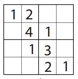 sudoku, gra sudoku, zabawa sudoku, gry i zabawy sudoku, sudoku dla seniorów, sudoku dla osób starszych, publikacje dla seniorów, ćwiczenia dla seniorów, ćwiczenia pamięciowe