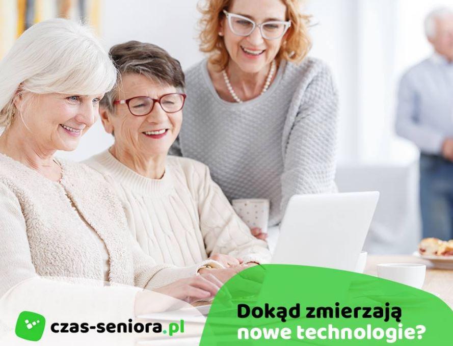 nowe formy terapii seniorów, nowe formy terapii, terapia zajęciowa seniorów, terapia osób starszych, terapia zajęciowa z nowymi technologiami