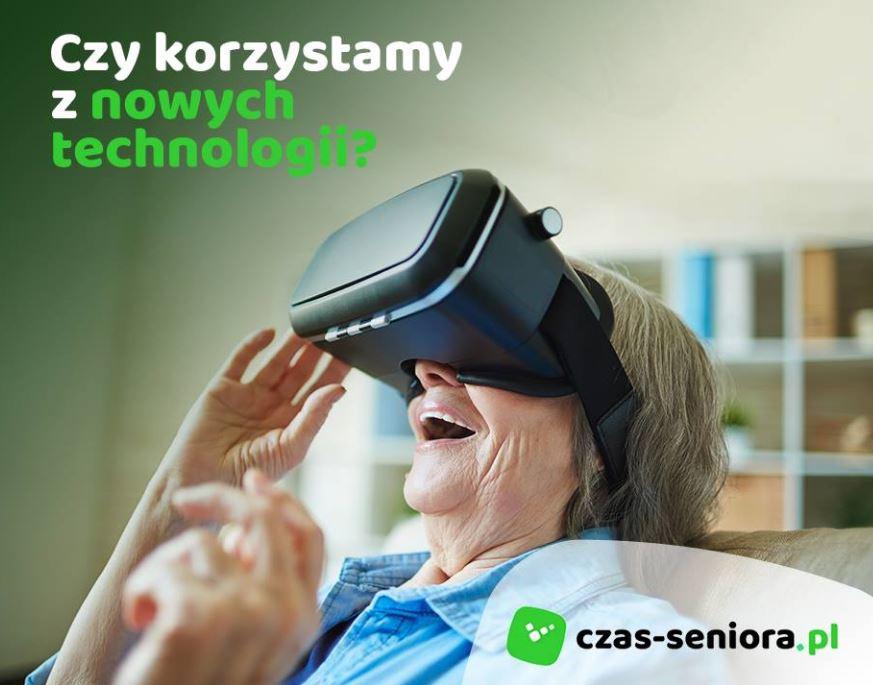 nowe formy terapii, nowe formy terapii seniorów, nowe technologie w terapii, seniorzy i nowe technologie, nowe metody terapii seniorów, terapia osób starszych