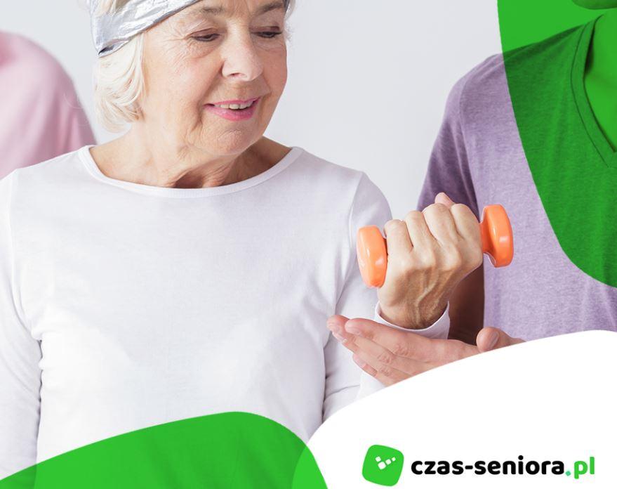 rehabilitacja seniorów, ćwiczenia w terapii zajęciowej, terapia zajęciowa jako rehabilitacja, terapia zajęciowa seniorów