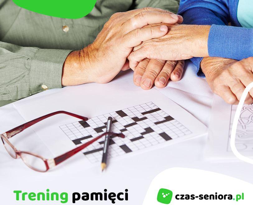trening pamięci, ćwiczenia na pamięć, systematyczne ćwiczenia na pamięć, łatwe ćwiczenia na pamięć, ćwiczenia na pamięć dla seniorów