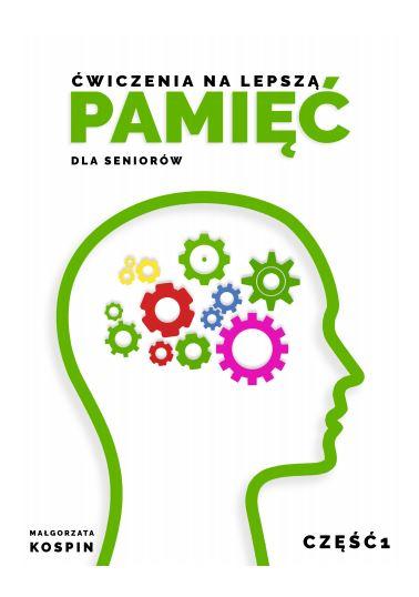 Książka z terapii zajęciowej dla osób starszych zawierająca ćwiczenia